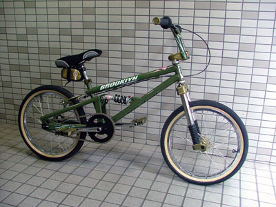 bmw - full sus 20'bmx