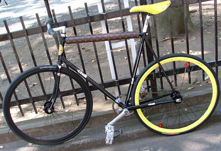 hose bike