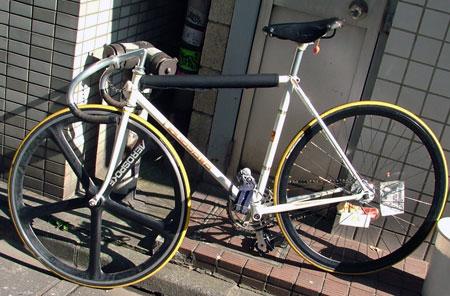 nagasawa trackbike