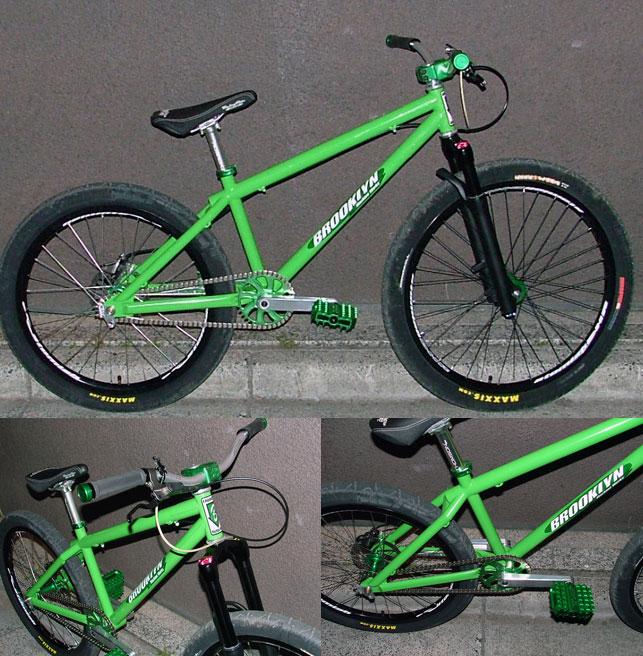 park fat green detail