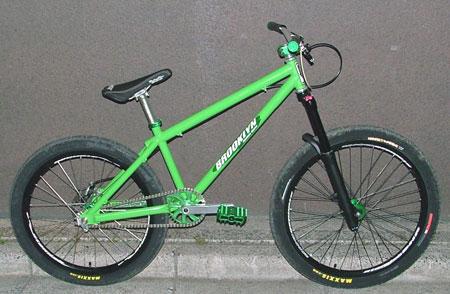 park fat green