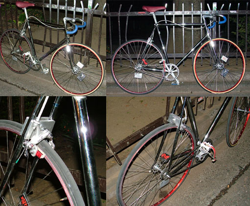 yopp bike pist detail