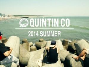 QUINTIN JAPAN 2014 SUMMER