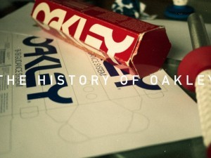 THE HISTORY OF OAKLEY