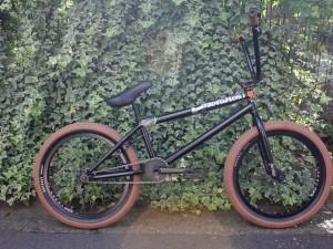 Aaron Ross Bike