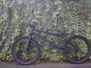 Chase Dehart bike
