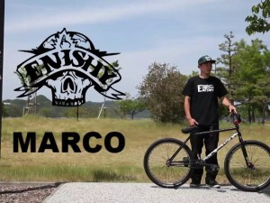 New comer Marco!!!